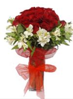 Florero 25 Rosas
