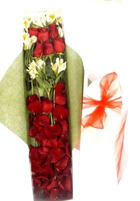 Caja 6 Rosas