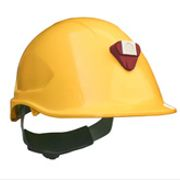 Casco Minero Steelpro MTA con portalámpara