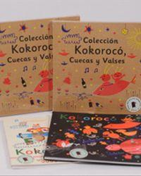 Colección Kokorocó, cuecas y valses (incluye 2 DVD)