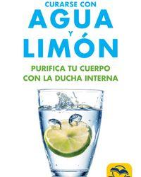 Curarse con agua y limón