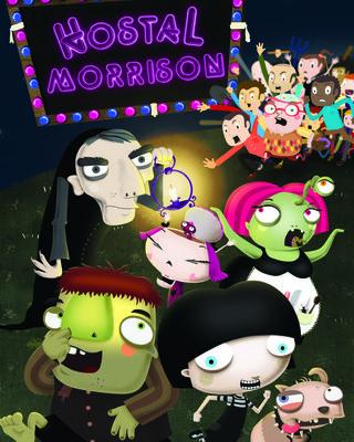 DVD HOSTAL MORRISON