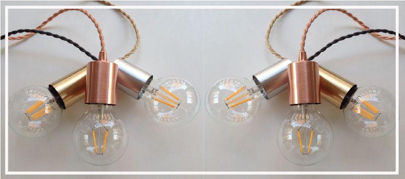 Ilumina y Decora con 1/4 de luz.