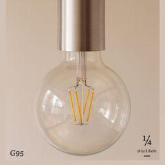 Lámpara Aluminio