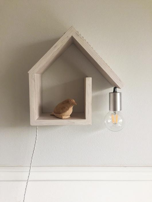 Lámpara Repisa