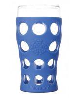 Vaso de agua grande. Pack de 2 color azul