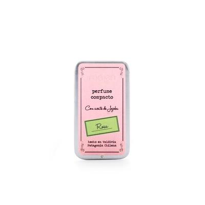 Perfume Compacto Rosa