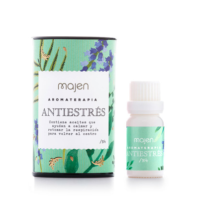 Aromaterapia Sinergia Antiestress