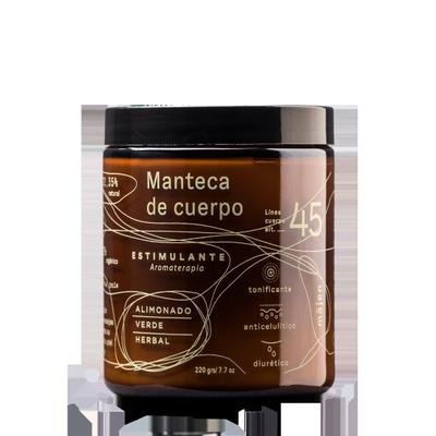 Manteca Cuerpo Estimulante