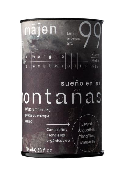 Sinergia Aromaterapia Sueño de las Montañas