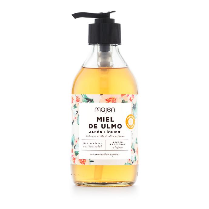 Jabón Líquido Orgánico Miel de Ulmo