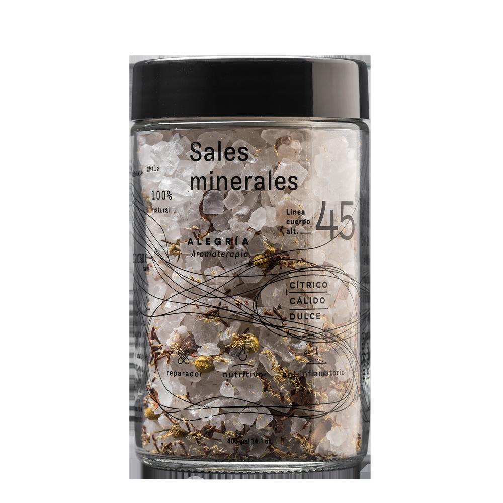 Sales Minerales Alegría