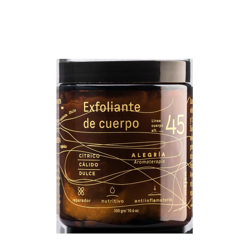Exfoliante Cuerpo Alegría(Ulmo)