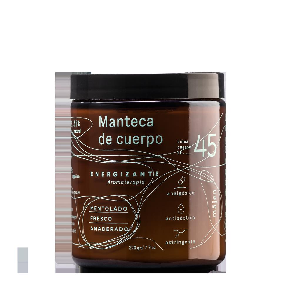 Manteca Cuerpo Energizante