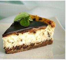 Cheesecake Menta Chips