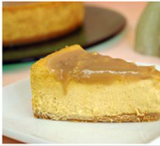 Cheesecake Zapallo Maple