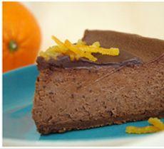 Cheesecake Trufa Naranja