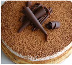 Cheesecake Tiramisú