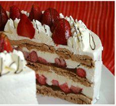Torta Merengue Chocolate