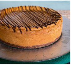 Cheesecake de Manjar - Dulce de Leche