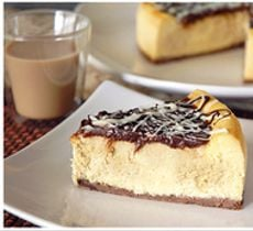 Cheesecake de Irish Cream - Baileys
