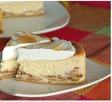Cheesecake TresLeches