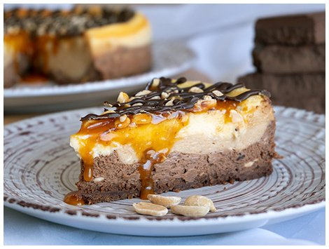 Cheesecake Snickers