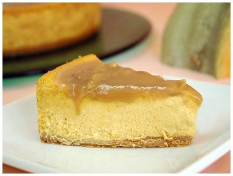 Cheesecake Zapallo Maple