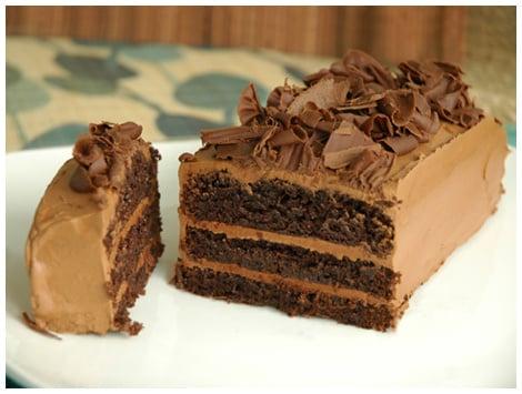 Torta Devil's Food Cake