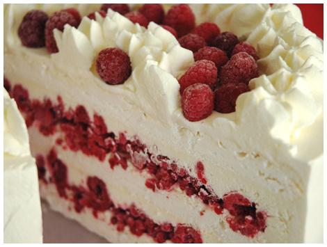 Torta Merengue Clásica