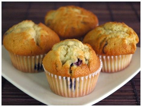 Quequitos Muffins
