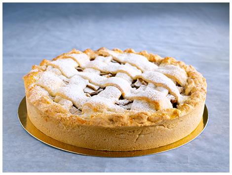 Kuchen de Manzanas