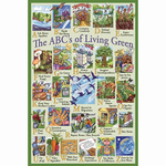Póster El ABC de la Vida Verde • ABCs of Living Green