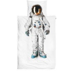 Cubre plumón Astronauta