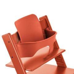 Baby Set Naranja - Silla Tripp Trapp