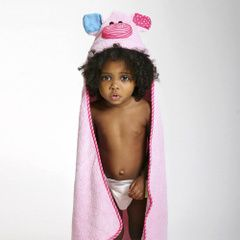 Toalla bebé Pinky la Cerdita