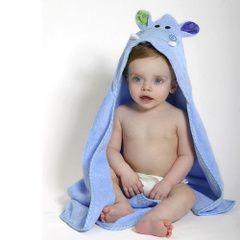Toalla bebé Henry el Hipo
