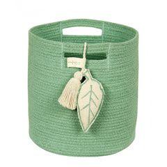 Canasto Leaf Verde