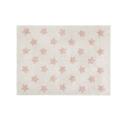 Alfombra Stars Natural vintage Nude