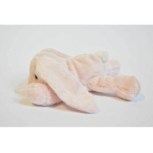 Portachupete apego Conejo rosa
