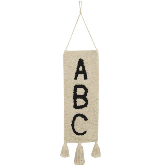 Colgante Pared ABC
