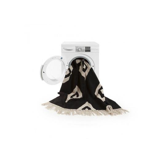 Alfombra Diamonds Black & White