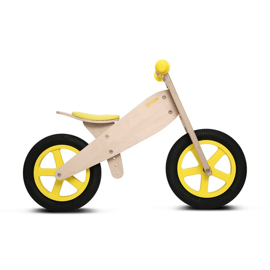 Bicicleta Amarilla