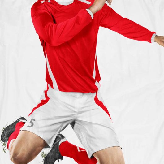 Cubre plumón Futbol Rojo