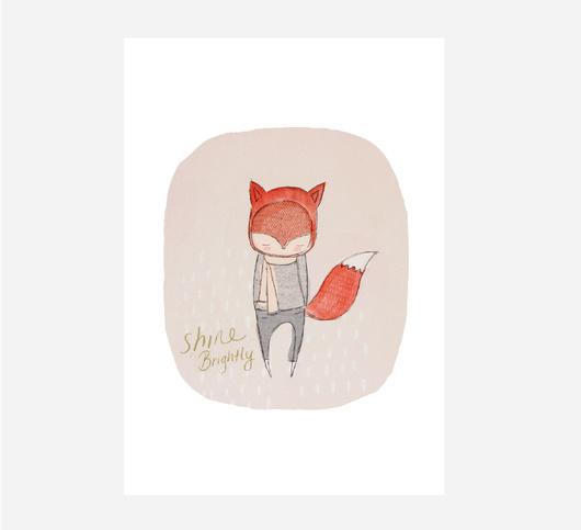 Lamina Foxy Boy