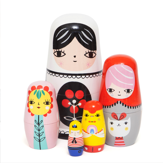 Doll Family set