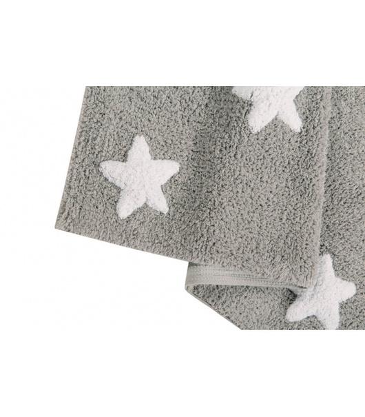 Alfombra Stars Grey