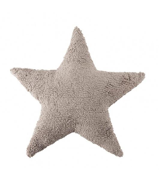 Cojín estrella Lino