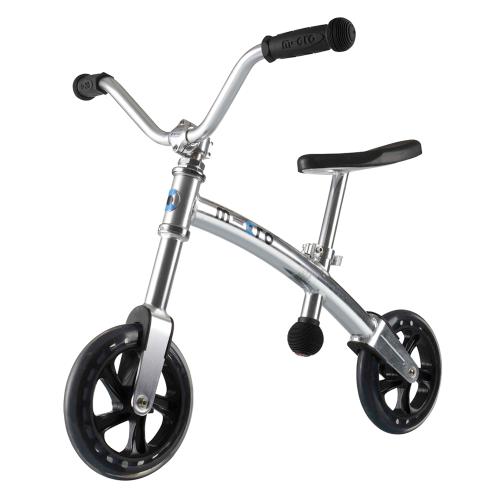 Bicicleta G-Bike Plateada