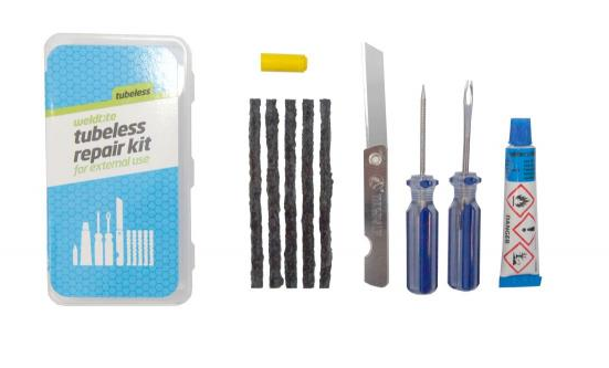 Kit Reparación Tubular (Tripa)